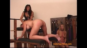 BDSM Training with An Experienced Submissive