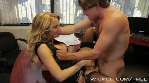 Wicked – Hot Milf Jessica Drake loves cock