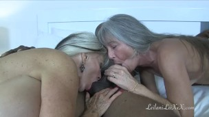 Popping His Threesome Cherry!
