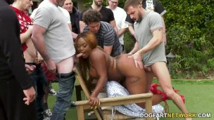 Bachelor Gangbang Party – Jayden Starr