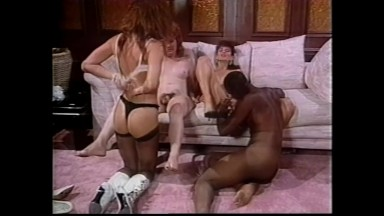 N° 42 Amazing surprise bisex party fuck with boys fucking together coerced by the Girl with anal c